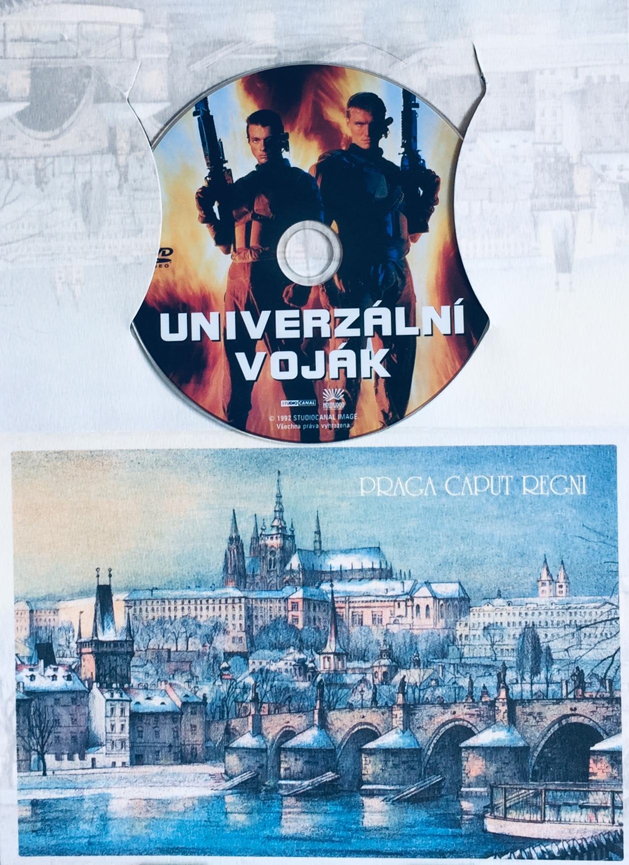 Univerzální voják - DVD /dárkový obal/