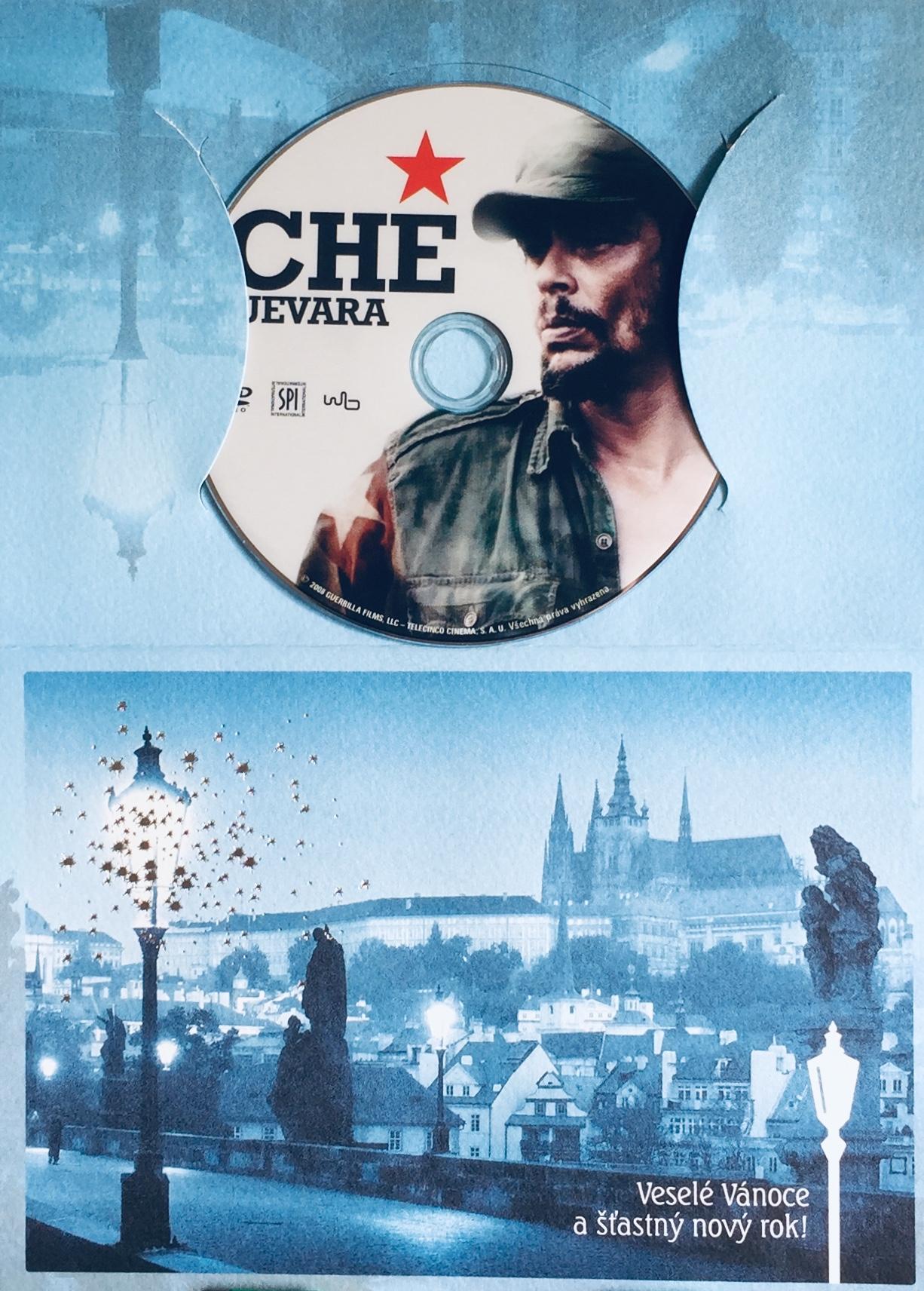 Che Guevara - DVD /dárkový obal/