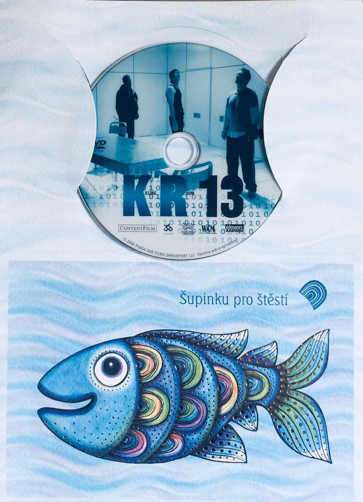 KR 13 - DVD /dárkový obal/