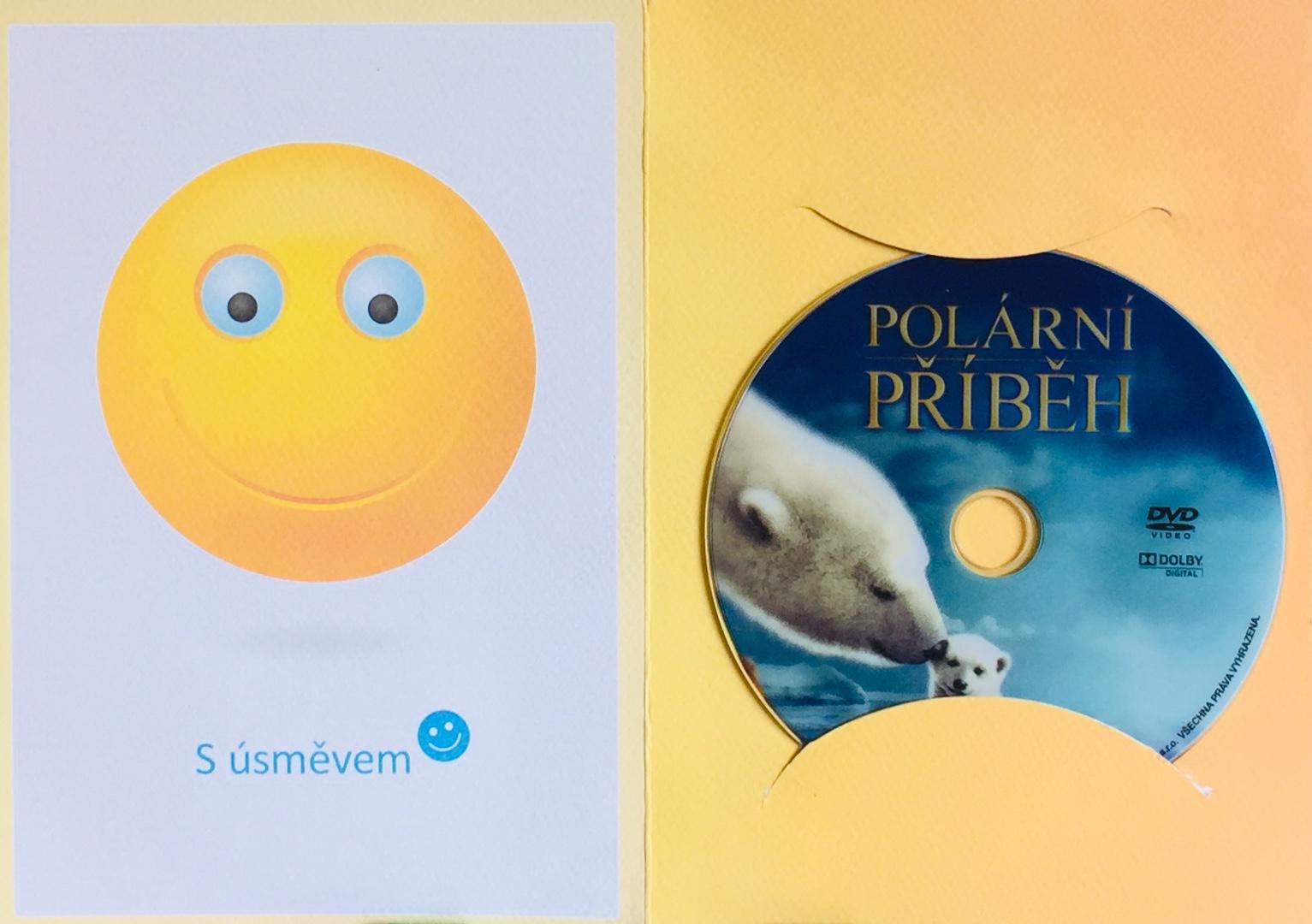 Polární příběh - DVD /dárkový obal/