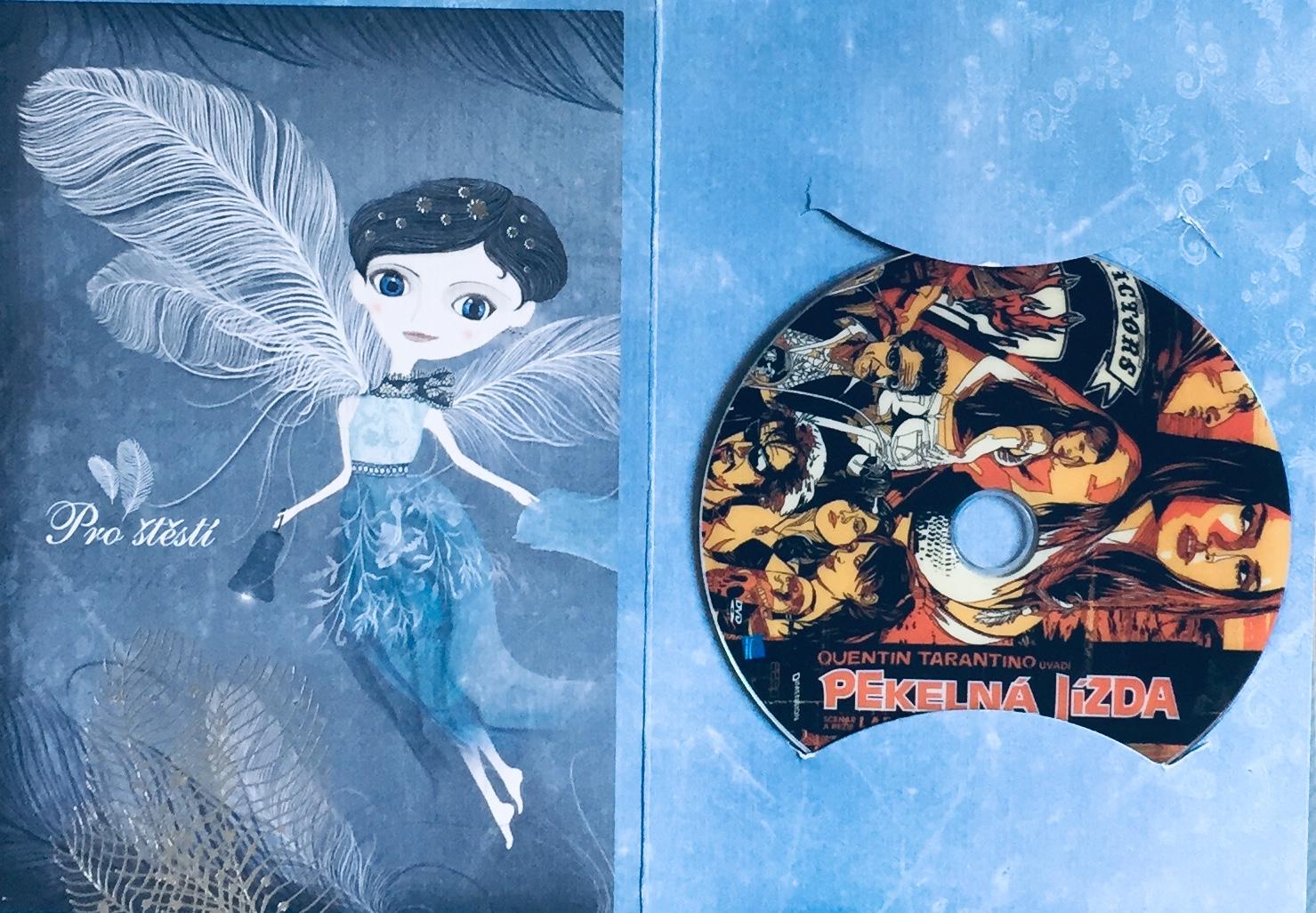 Pekelná jízda - DVD /dárkový obal/