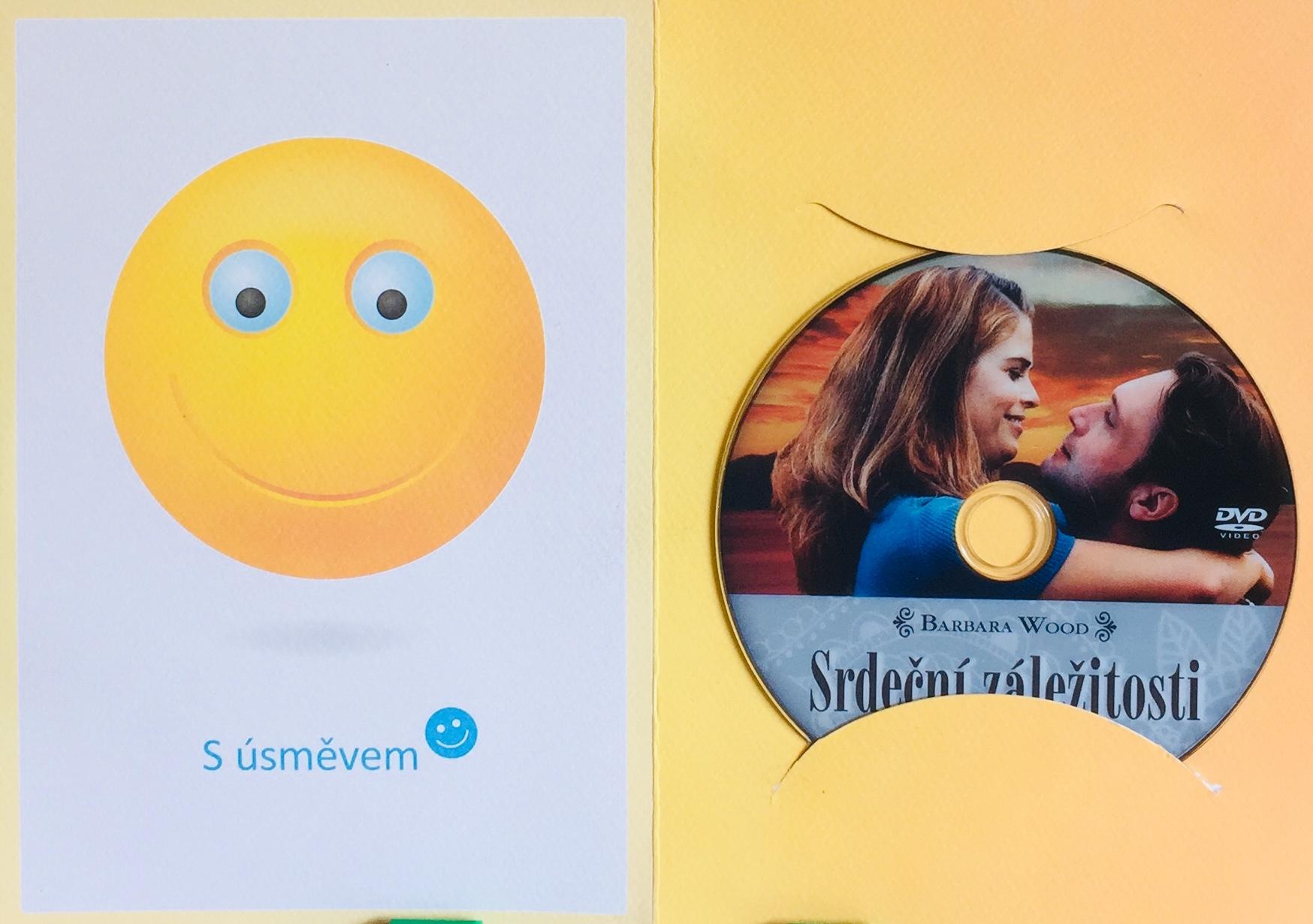 Srdeční záležitosti - DVD /dárkový obal/