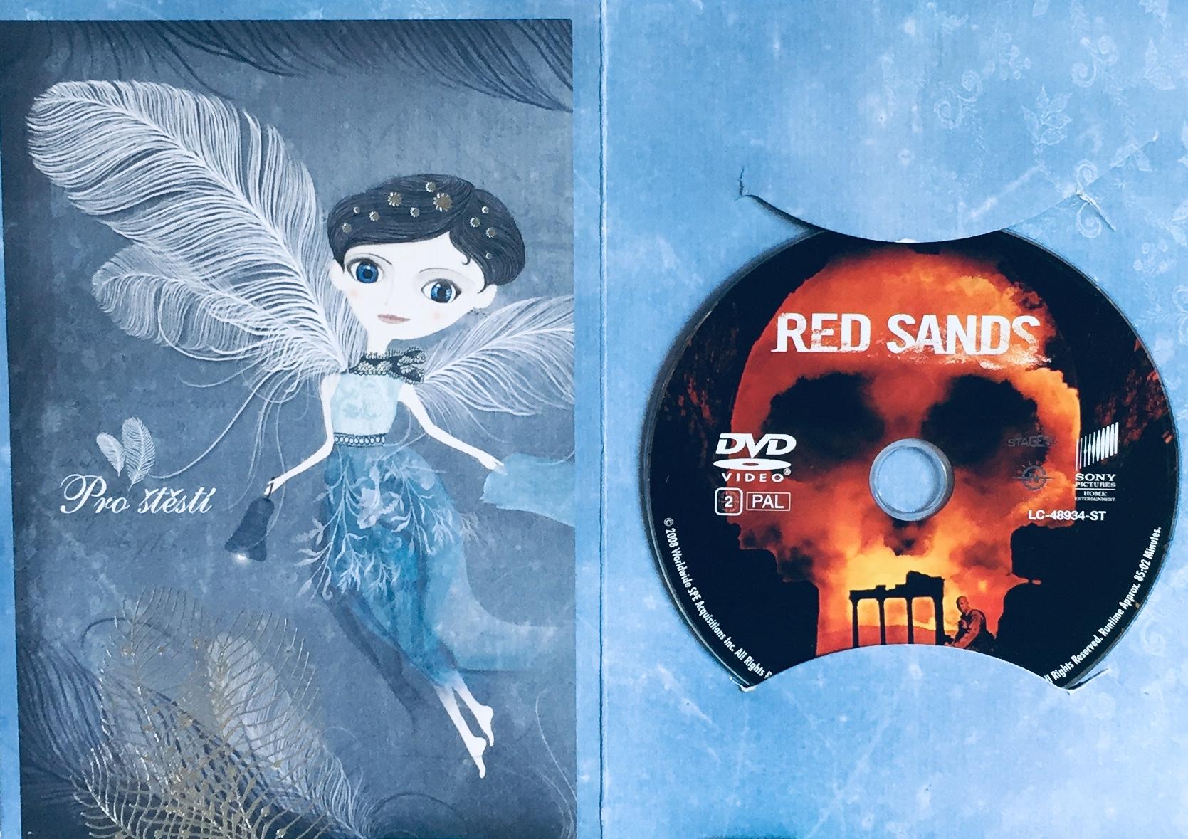 Red Sands / Rudý písek - DVD /dárkový obal/