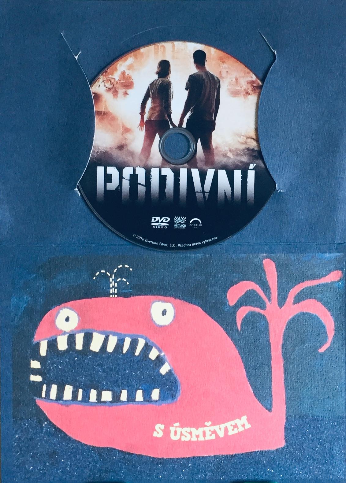 Podivní - DVD /dárkový obal/
