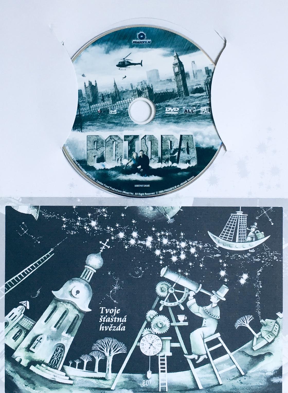 Potopa - DVD /dárkový obal/