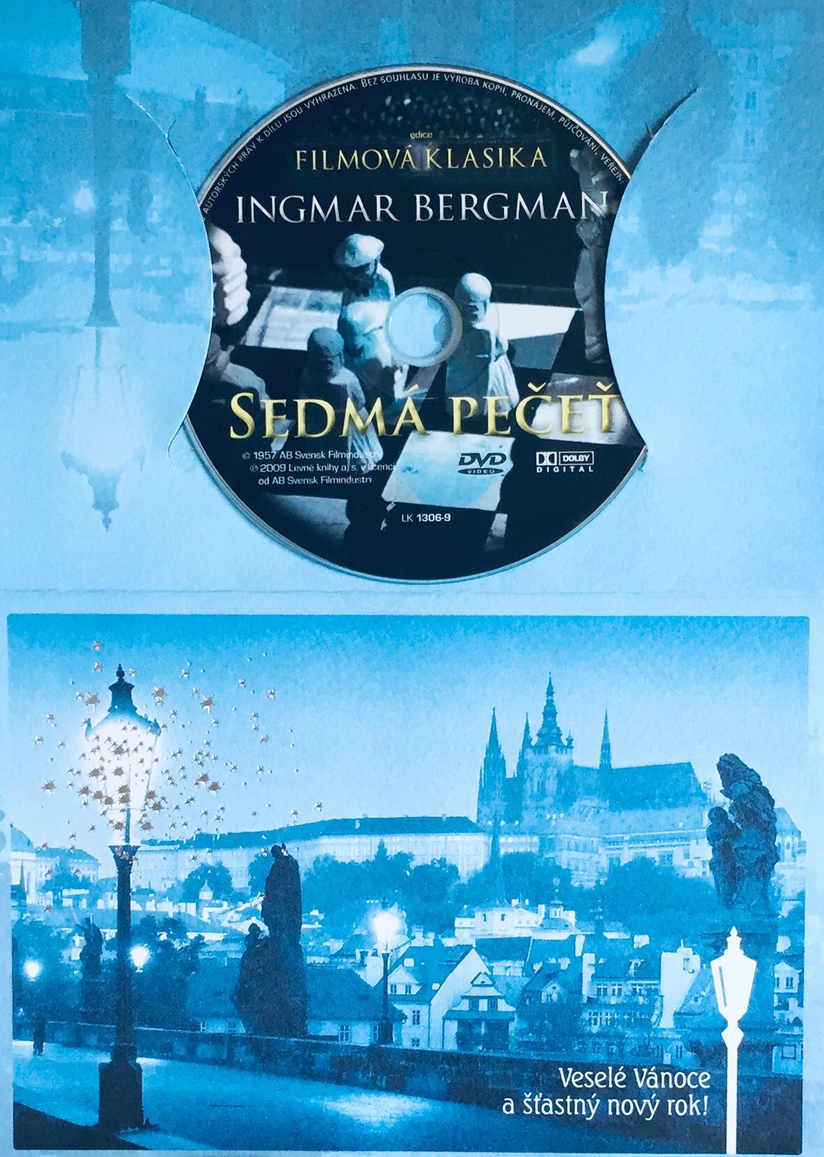 Sedmá pečeť - DVD /dárkový obal/
