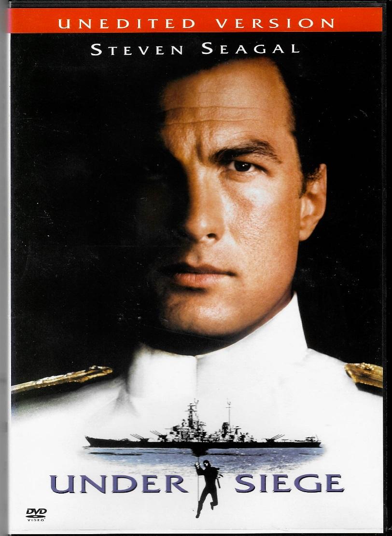 Under siege ( Přepadení v Pacifiku ) - DVD plast