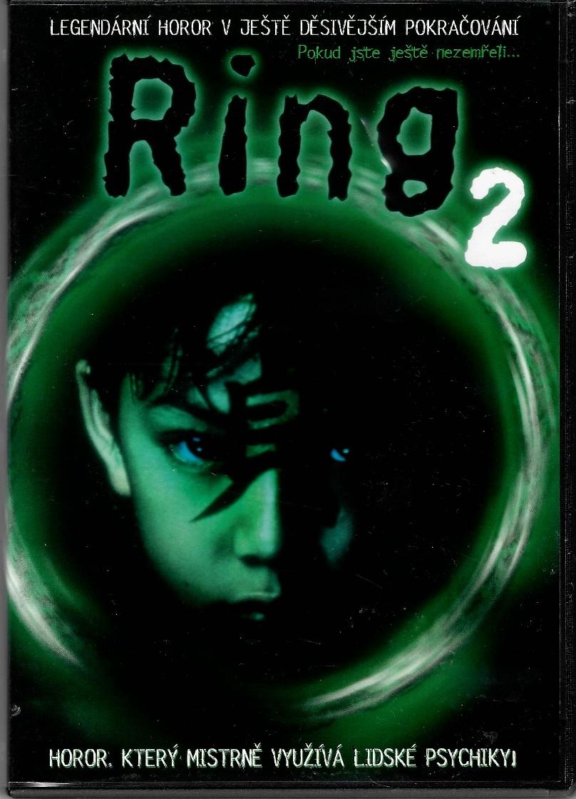 Ring 2 - DVD plast