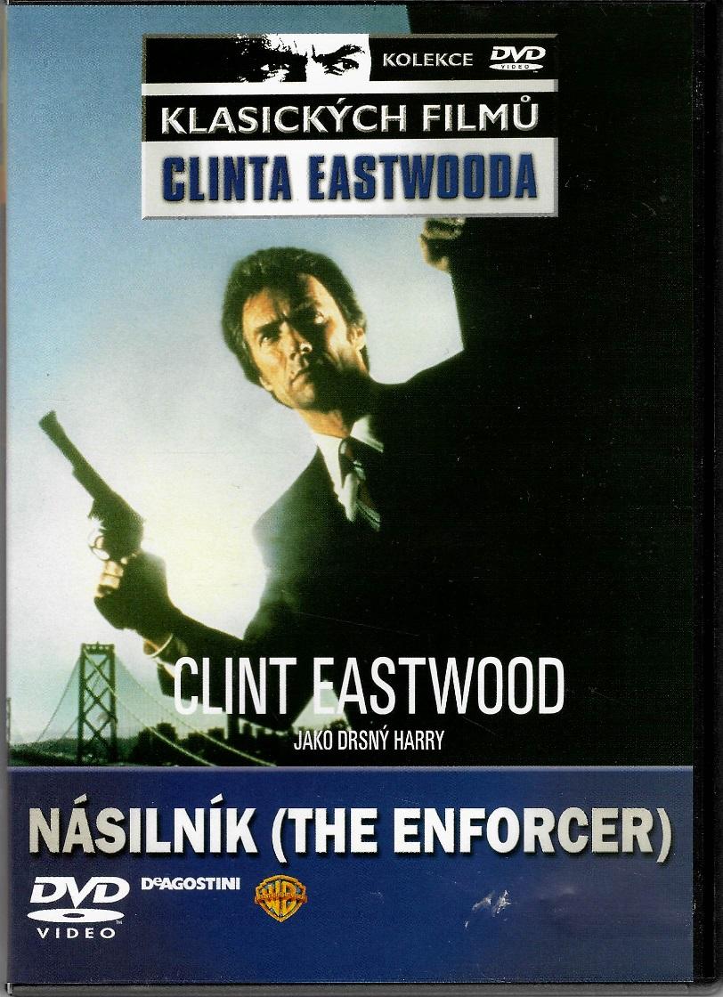 Násilník ( The Enforcer) - DVD plast