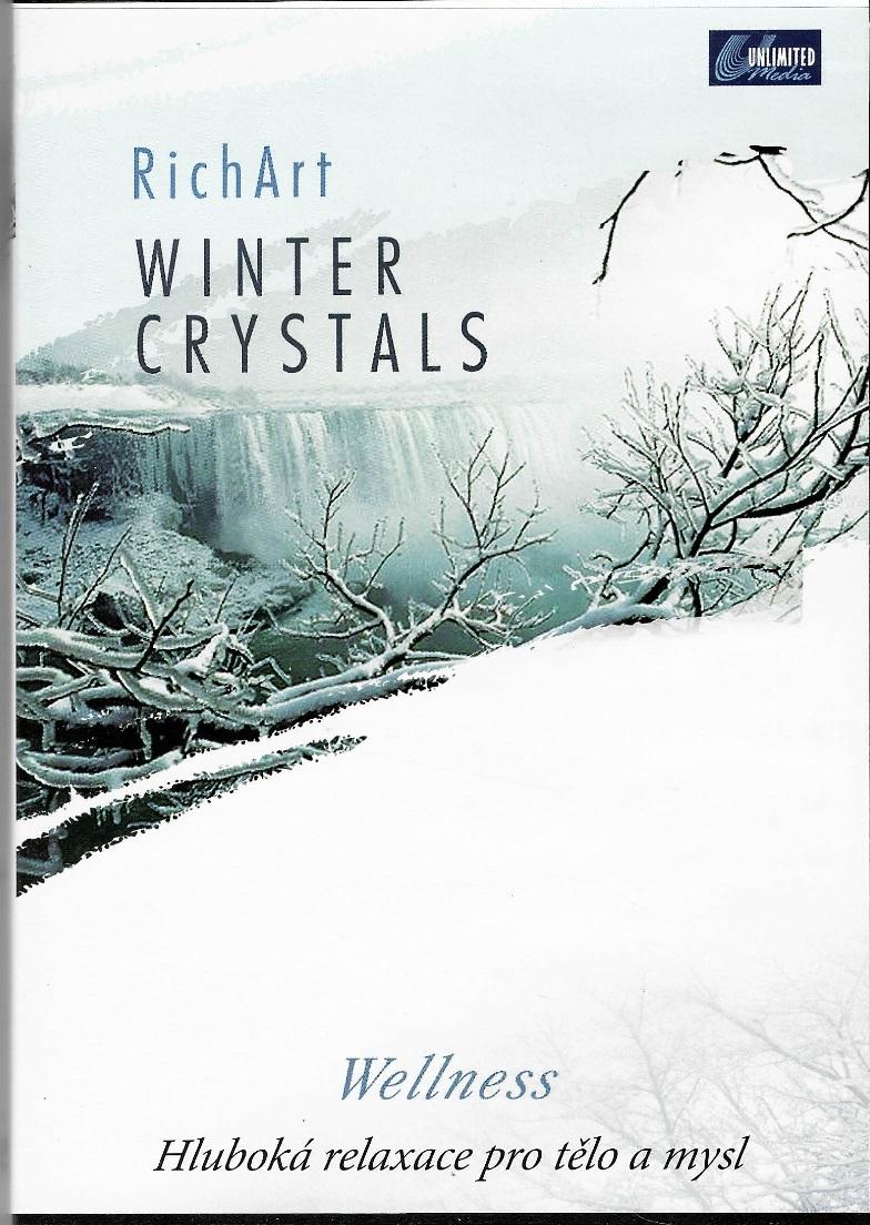 RichArt - Winter Crystals - DVD plast