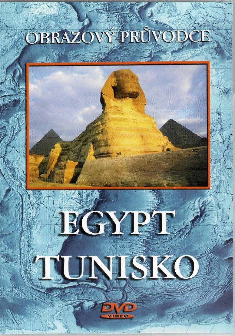 Egypt - Tunisko ( obrazový průvodce ) - DVD plast