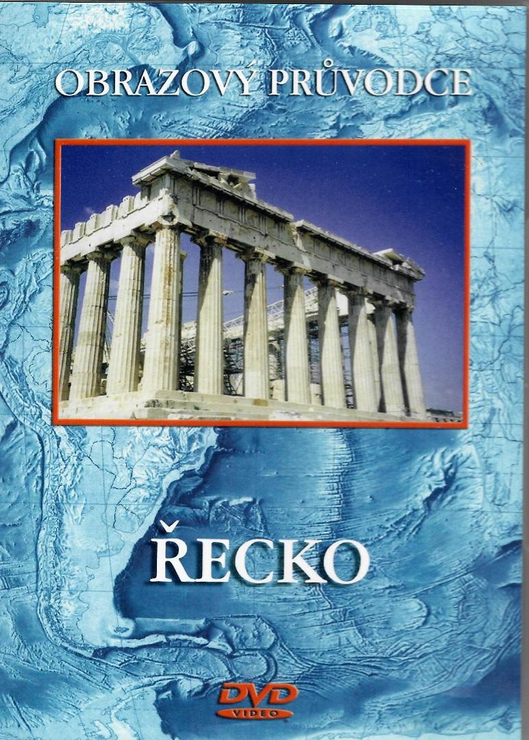 Řecko - Obrazový průvodce - DVD plast