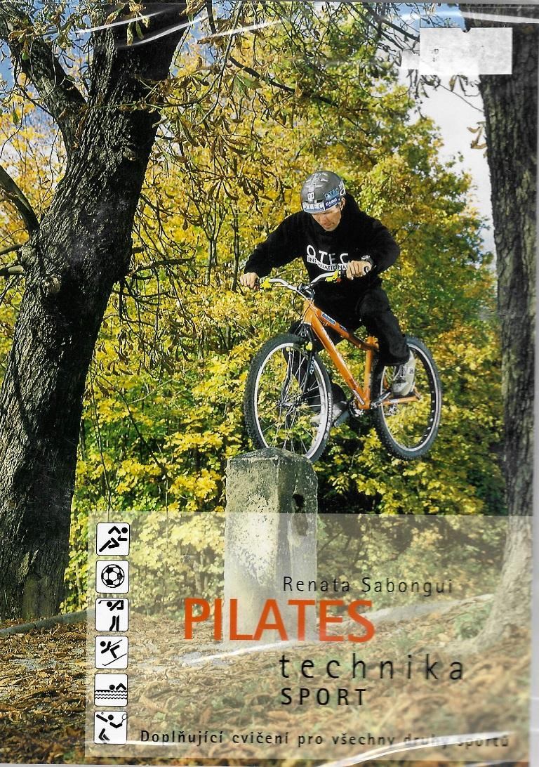 Pilates - Technika Sport - DVD plast