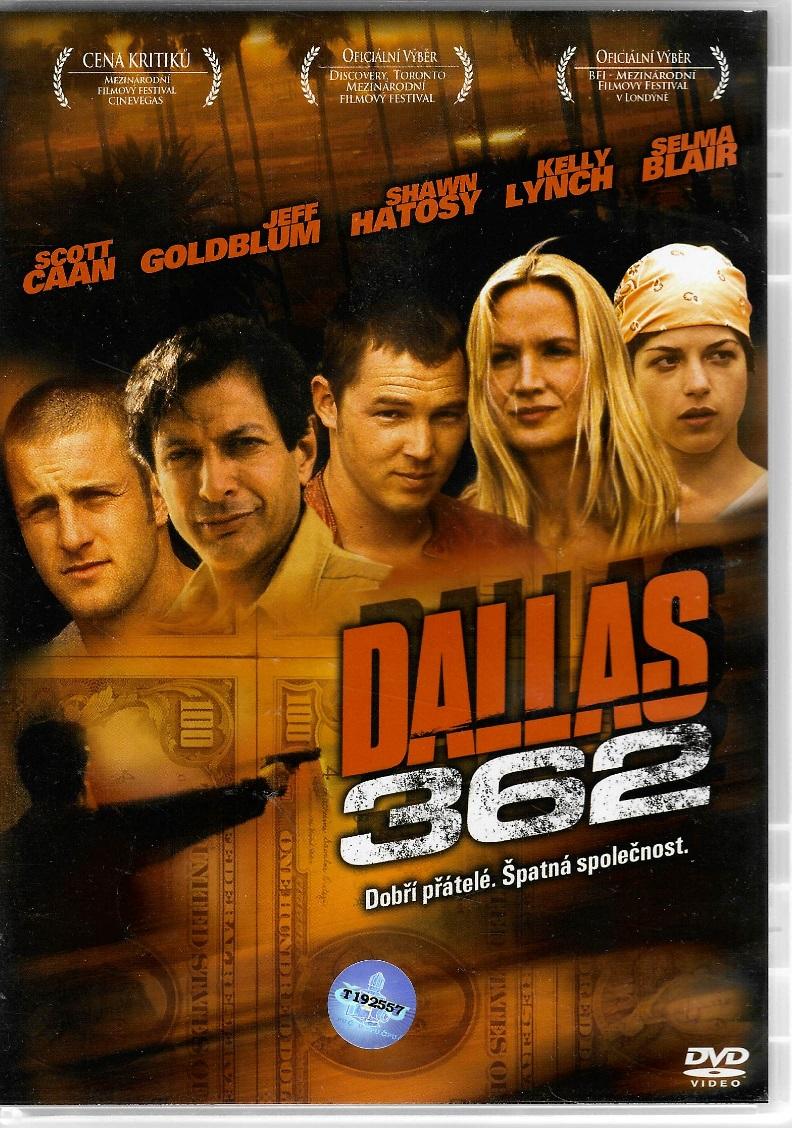 Dallas 362 - DVD plast