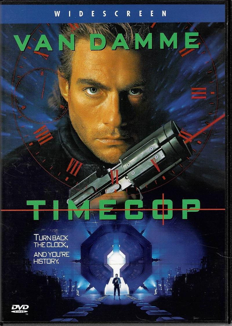 Timecop - DVD plast