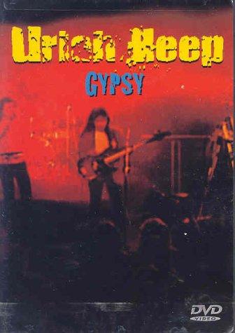 Uriach Heep - Gypsy - DVD plast