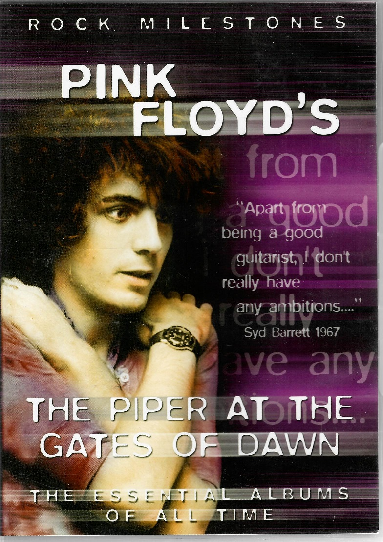 Pink Floyds - The Piper at the Gates of Dawn - DVD plast