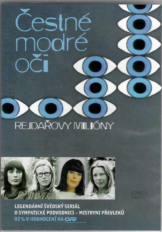 Čestné modré oči 2 - Rejdařovy milióny - DVD plast