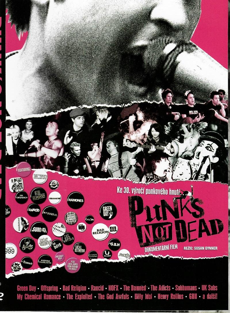 Punk's Not Dead - DVD plast