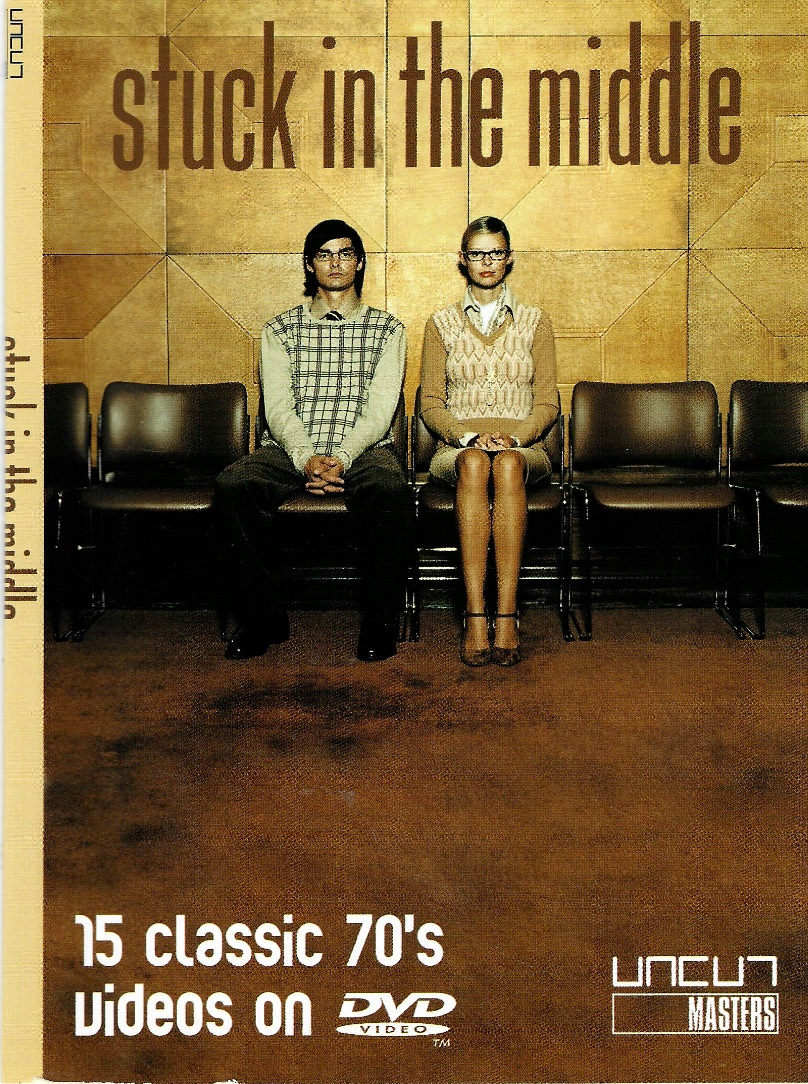 Stuck in the middle - DVD plast