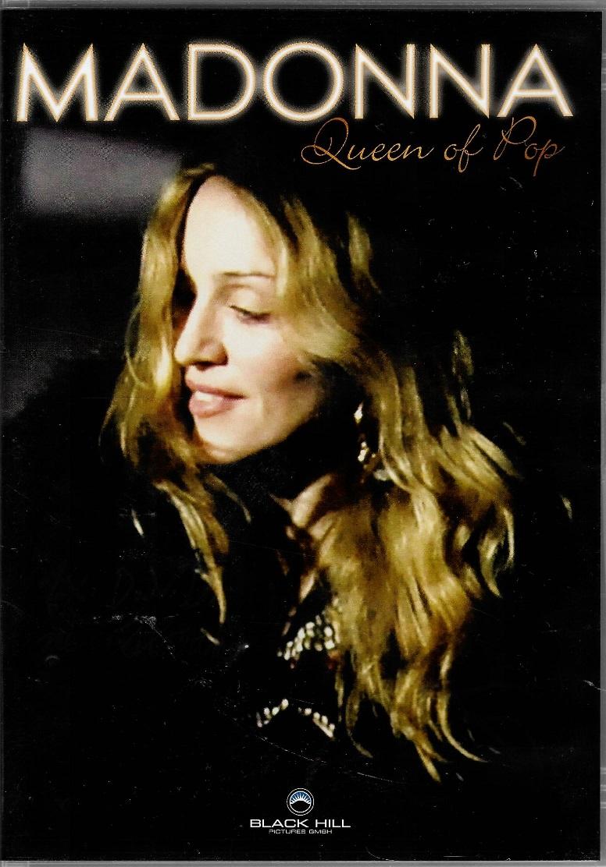 Madonna - Queen of Pop - DVD plast
