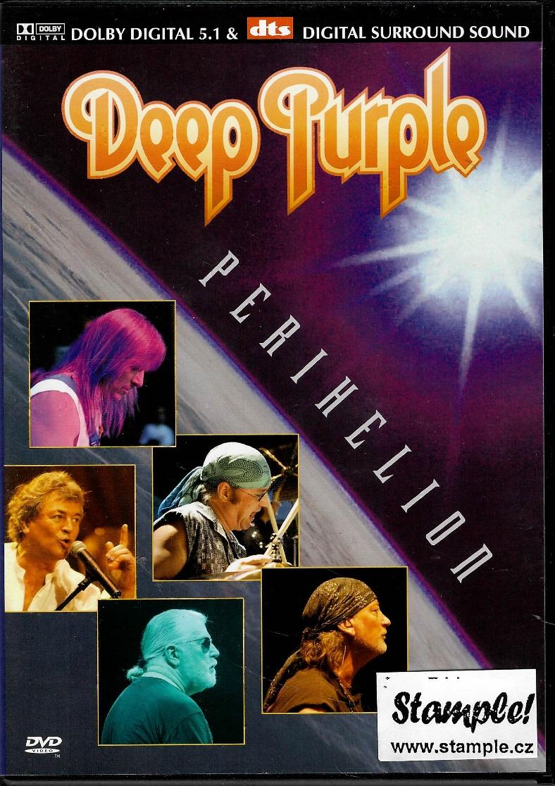 Deep Purple - Perihelion - DVD plast