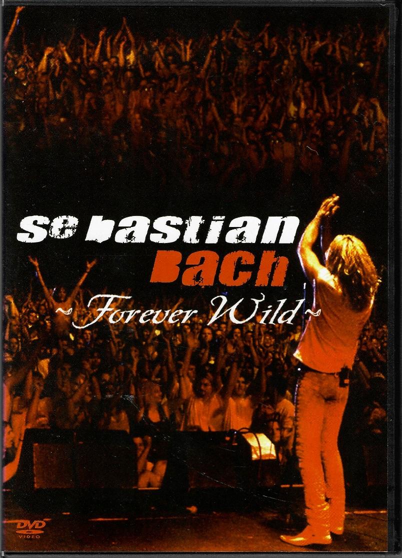 Sebastian Bach - Forever Wild - DVD plast