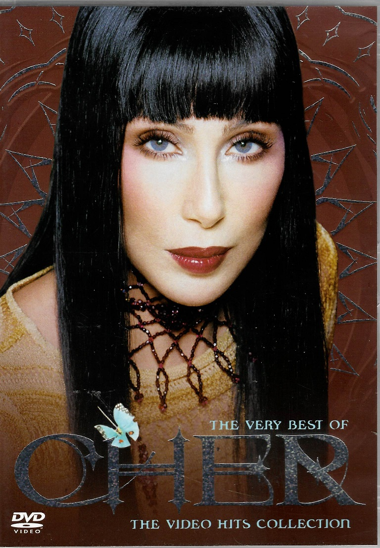 CHER - The video hits collection - DVD plast