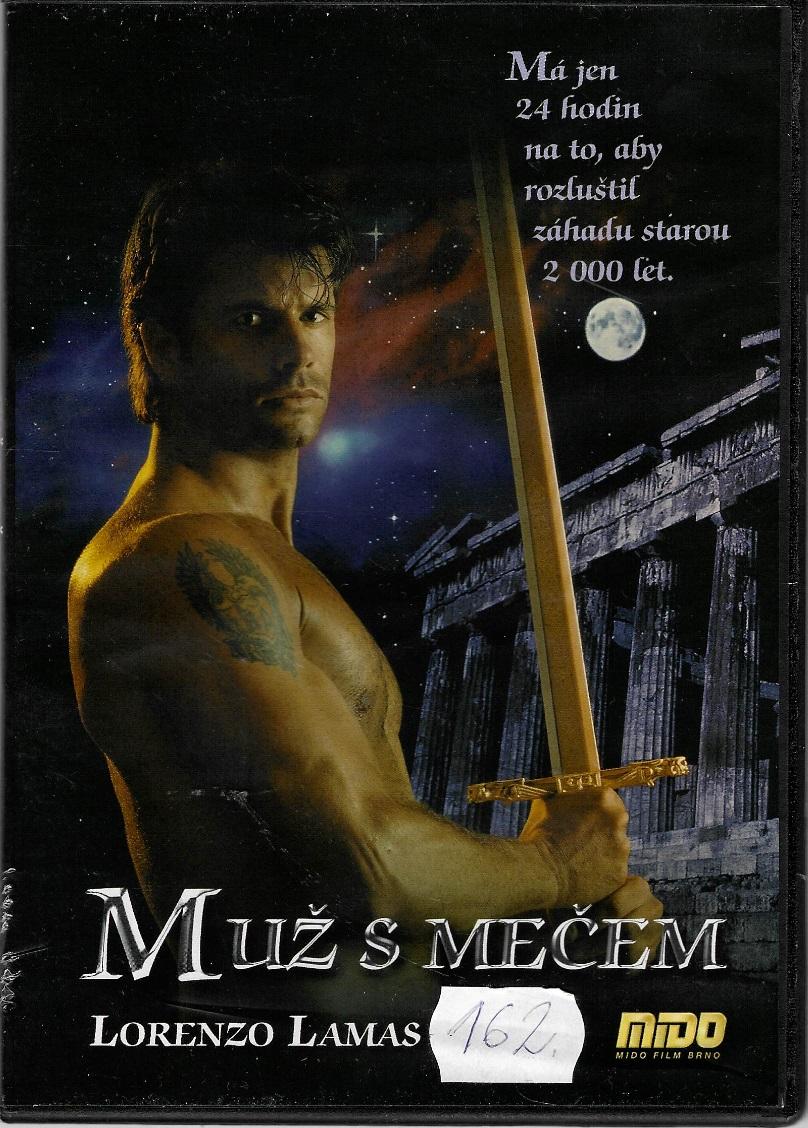 Muž s mečem - DVD slim