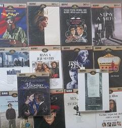 Kolekce Woody Allen  14 DVD
