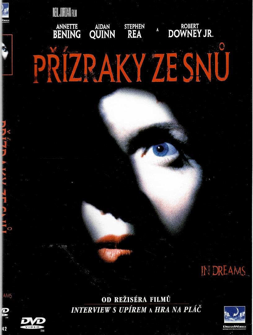 Přízraky ze snů - DVD plast
