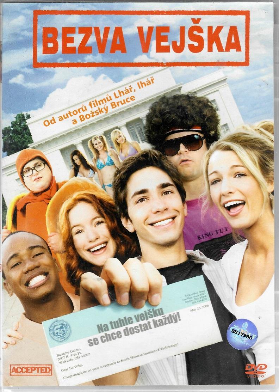 Bezva vejška - DVD plast