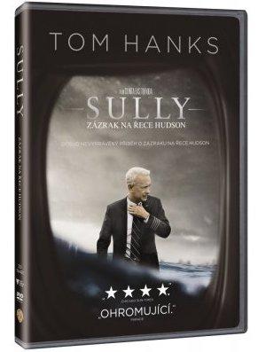 Sully - Zázrak na řece Hudson - DVD /plast/