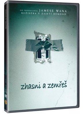 Zhasni a zemřeš - DVD /plast/
