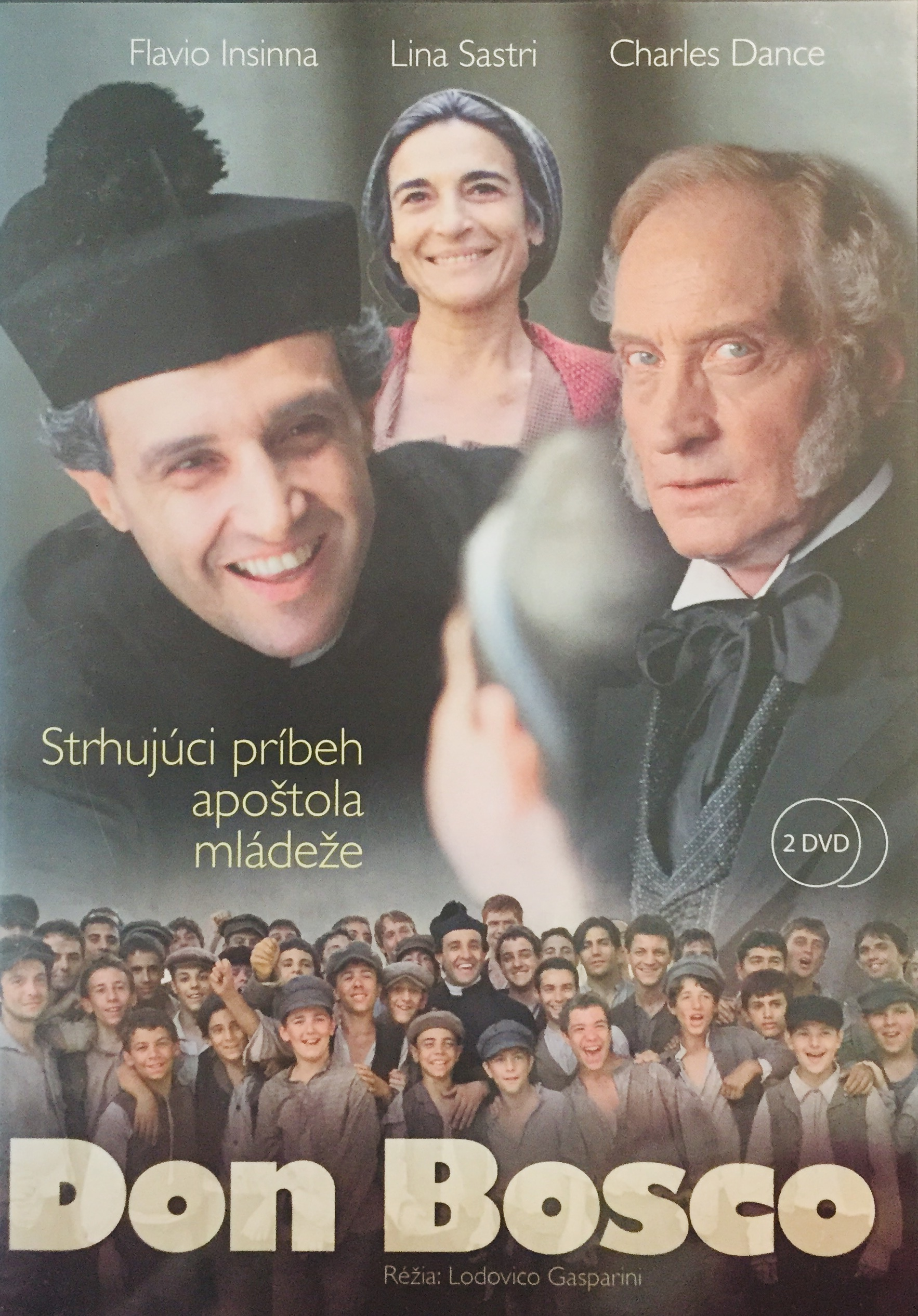 Don Bosco - 2xDVD /plast/
