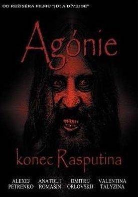 Agónie - Konec Rasputina - DVD /slim/