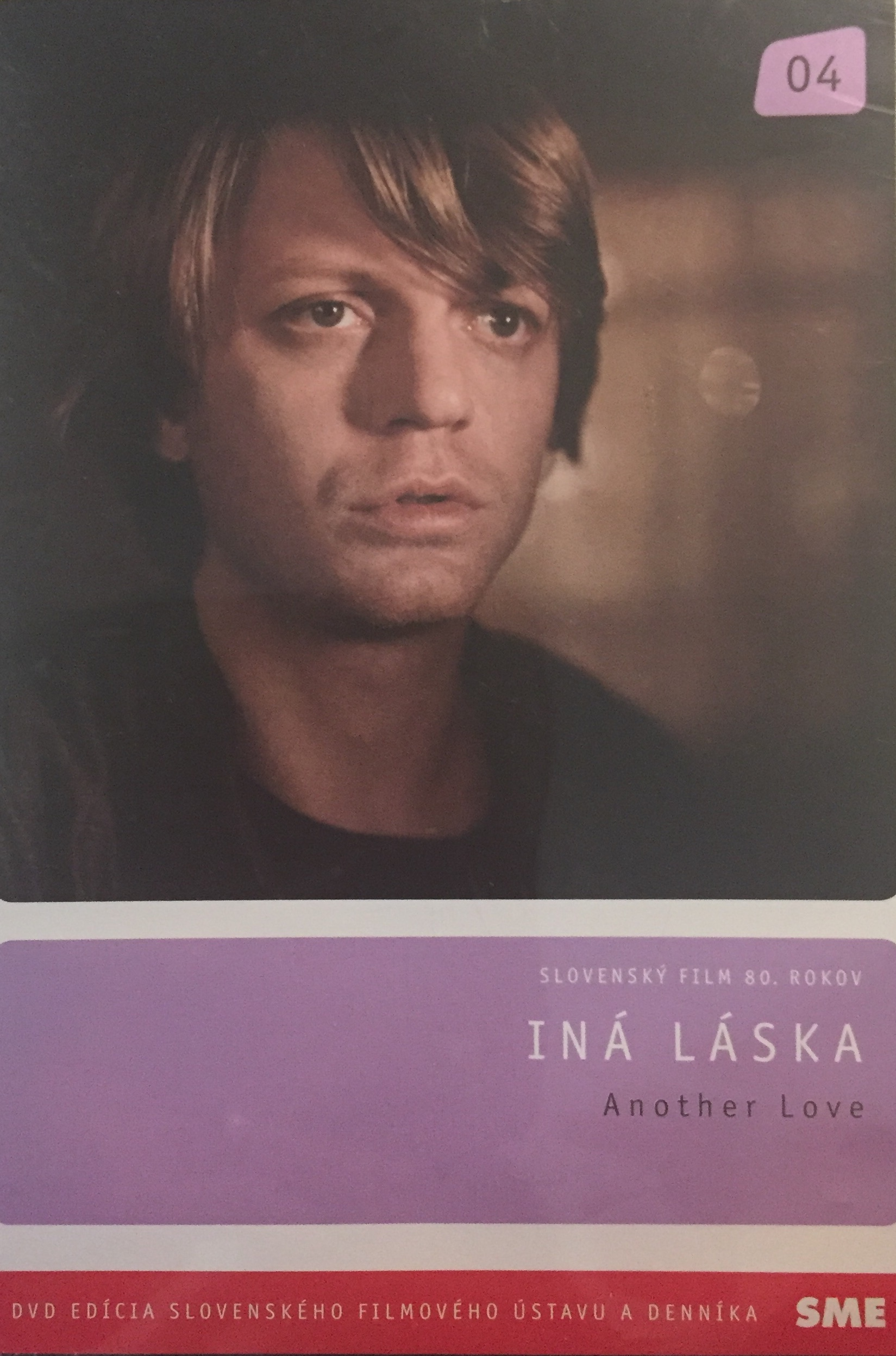 Iná láska - DVD /slim/