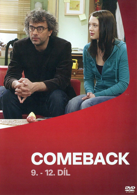 Comeback - 9.-12. díl - DVD /digipack/
