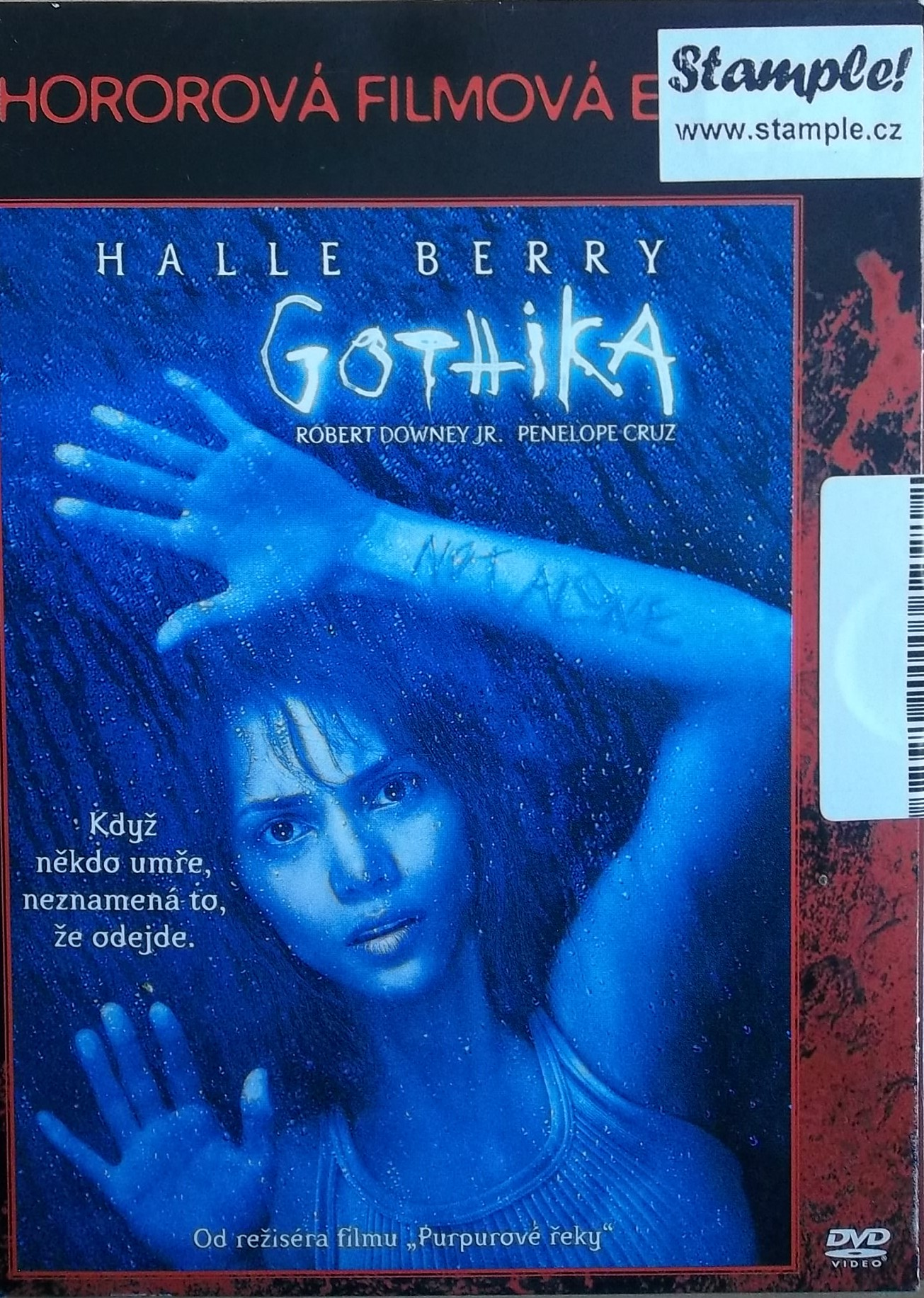 Gothika - DVD (digipack)