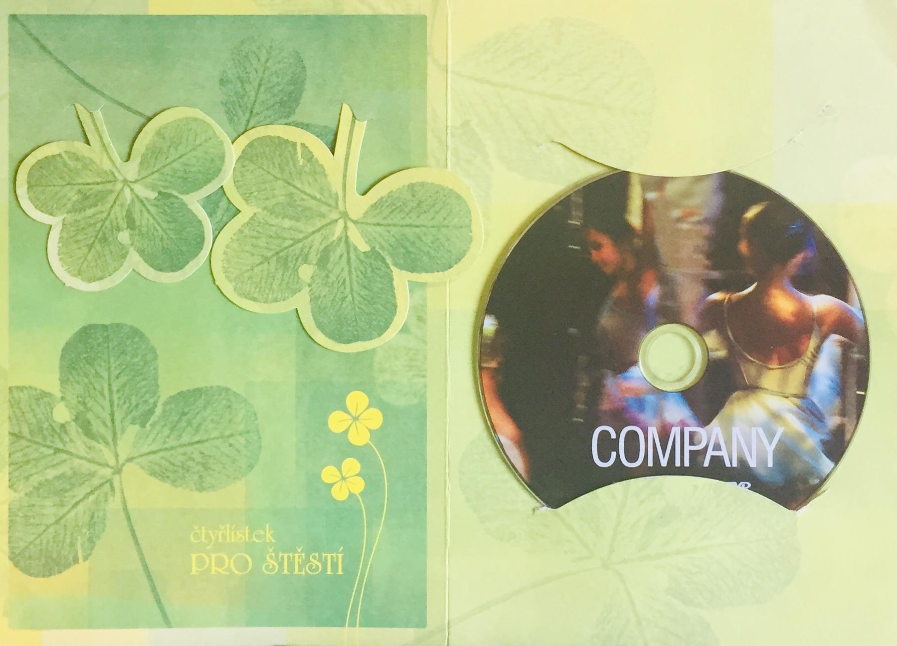 Company - DVD /dárkový obal/