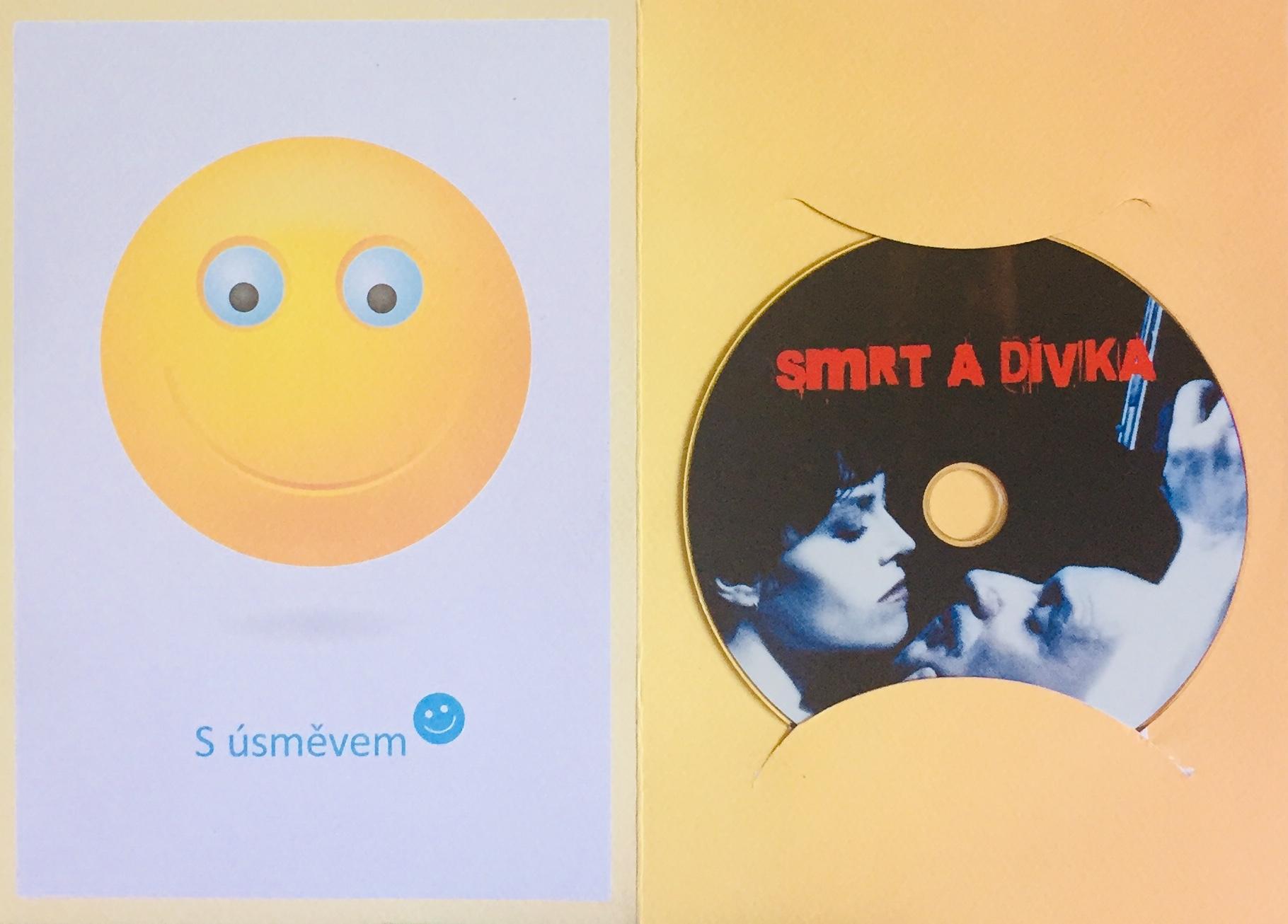 Smrt a dívka - DVD /dárkový obal/