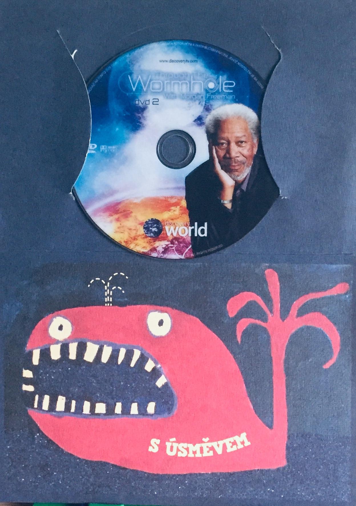 Cestování červí dírou s Morganem Freemanem - DVD 2 - DVD /dárkový obal/