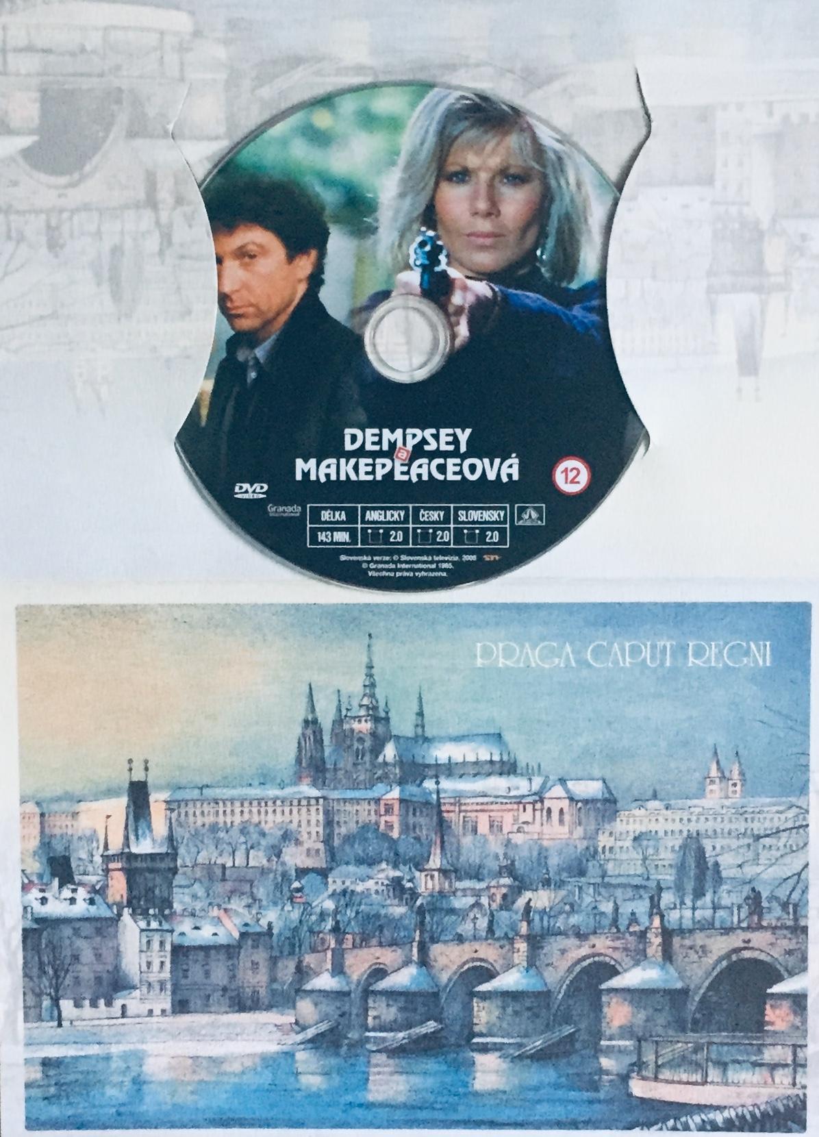 Dempsey a Makepeaceová 5 - DVD /dárkový obal/