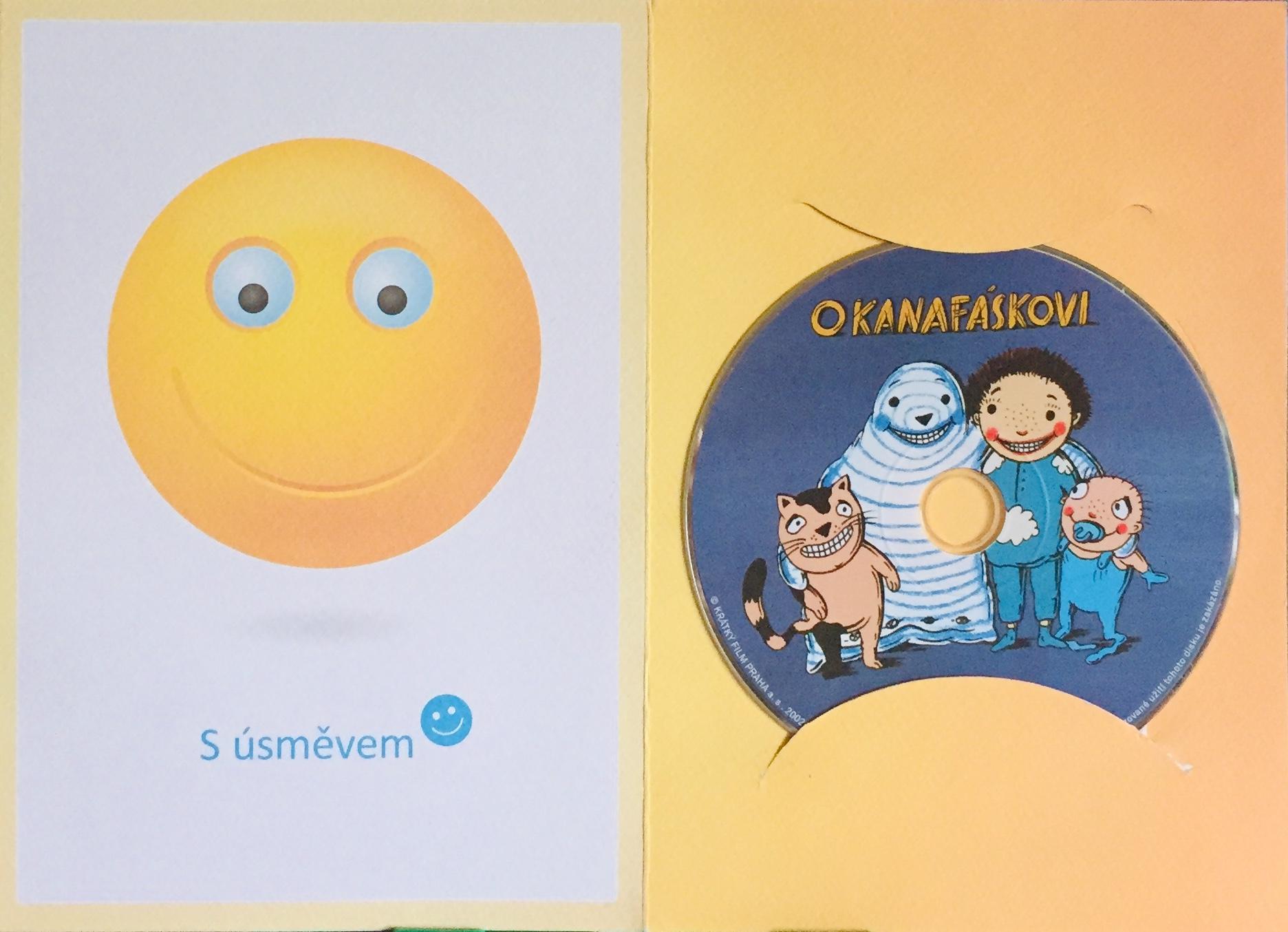 O Kanafáskovi - DVD /dárkový obal/