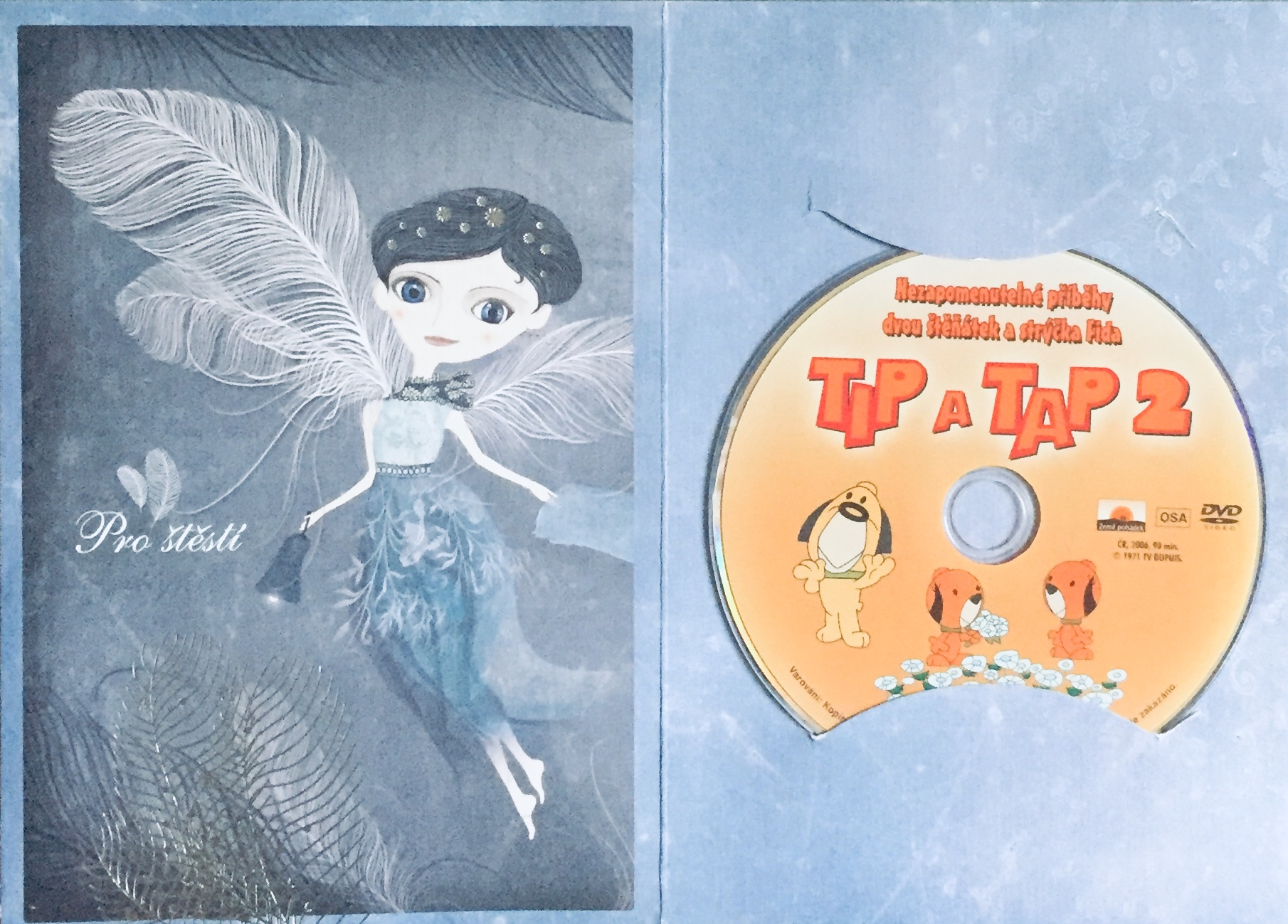 Tip a Tap 2 - DVD /dárkový obal/