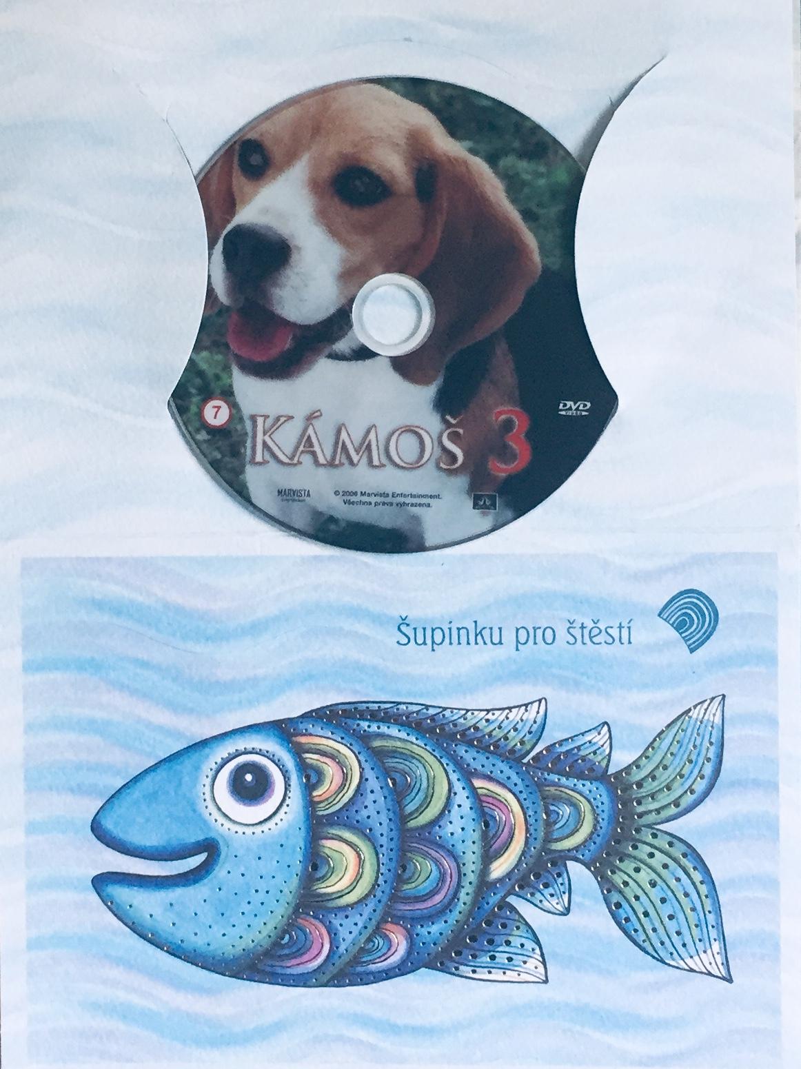 Kámoš 3 - DVD /dárkový obal/
