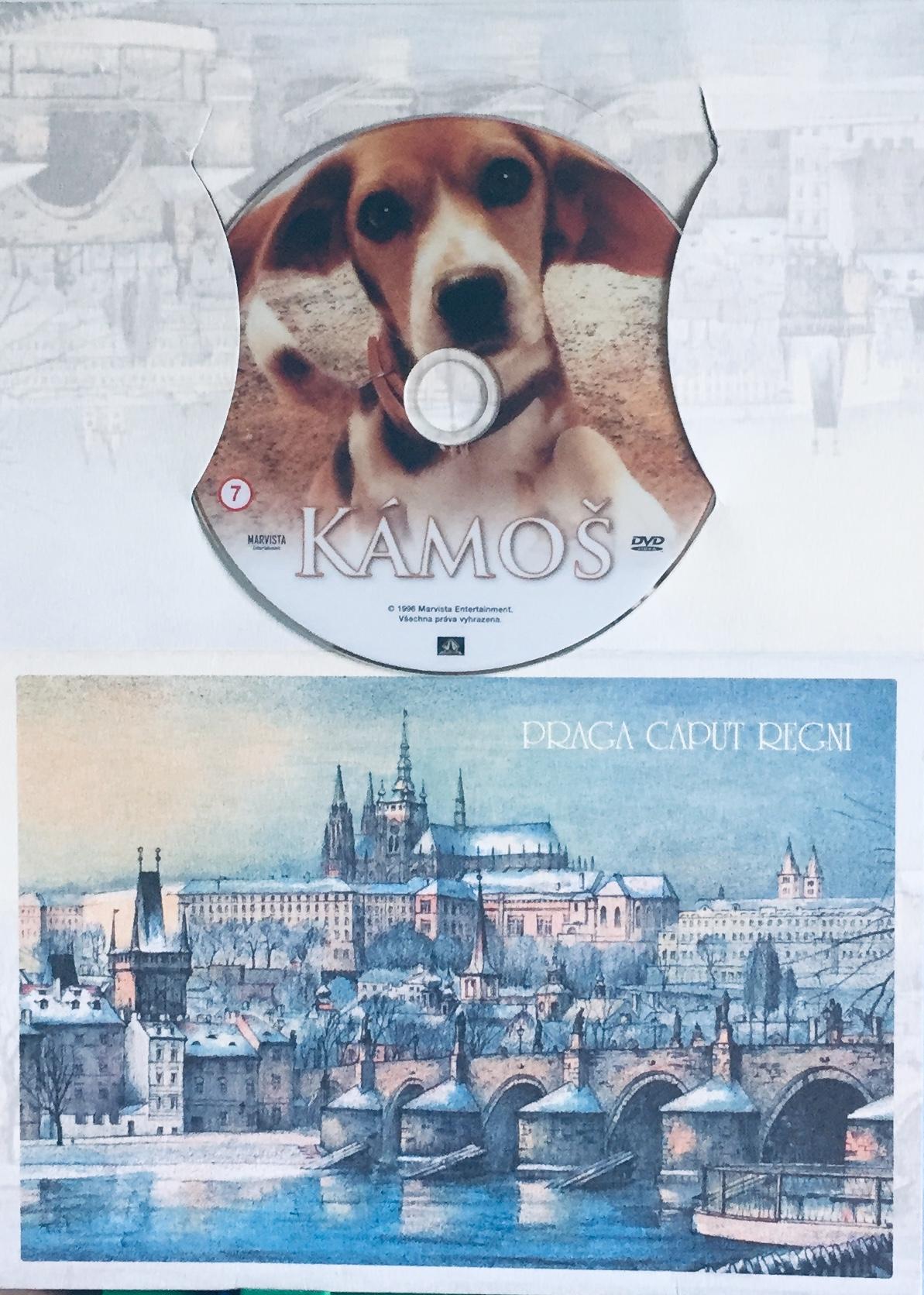 Kámoš - DVD /dárkový obal/