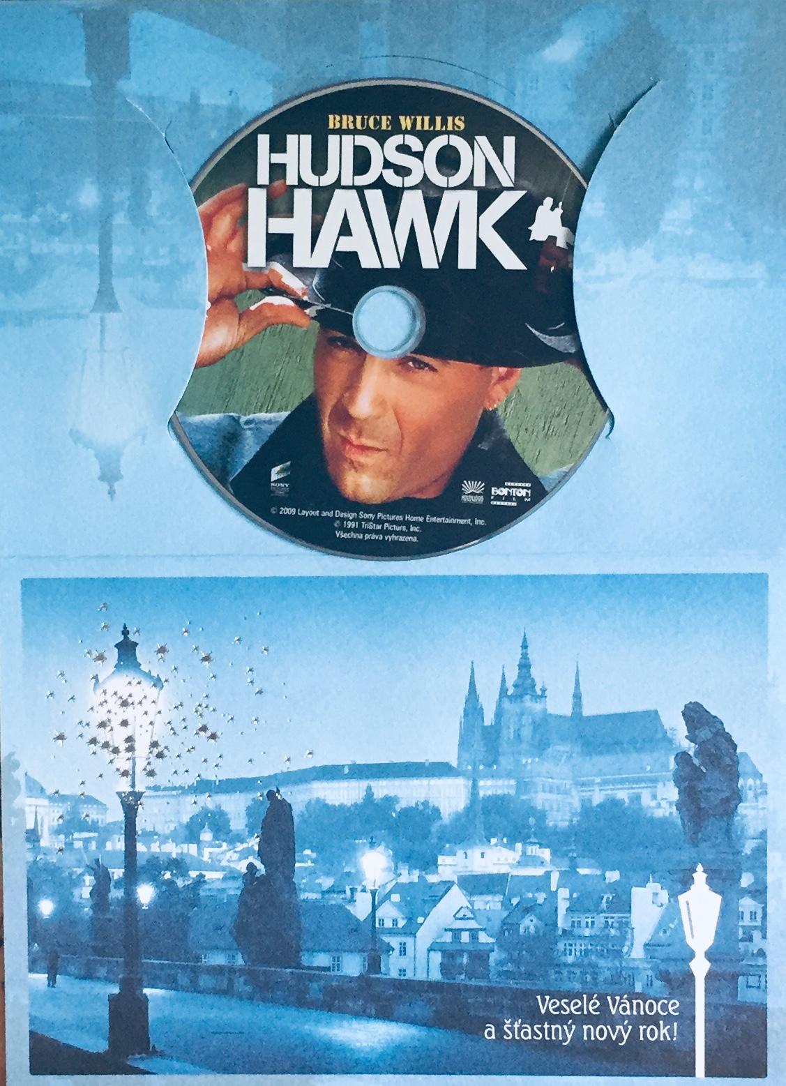 Hudson Hawk - DVD /dárkový obal/