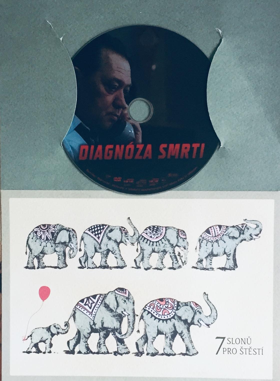 Diagnóza smrti - DVD /dárkový obal/