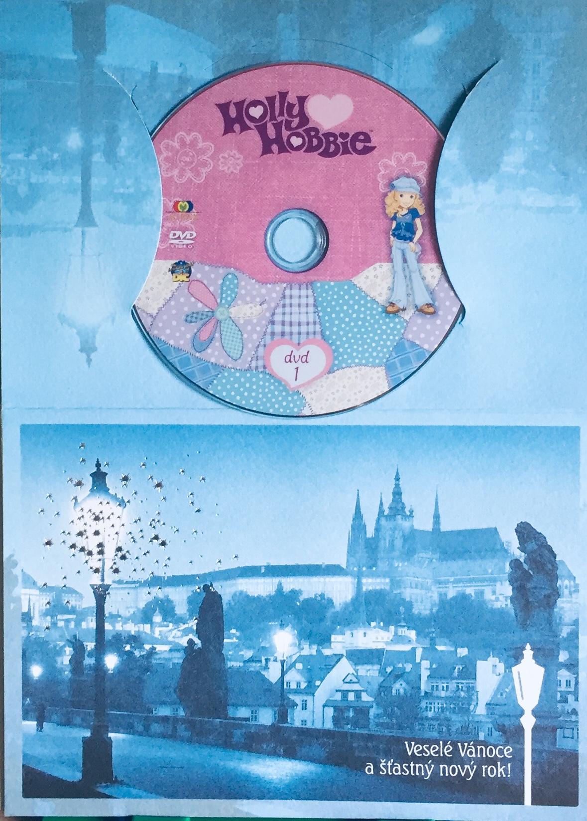 Holly Hobbie 1 - DVD /dárkový obal/